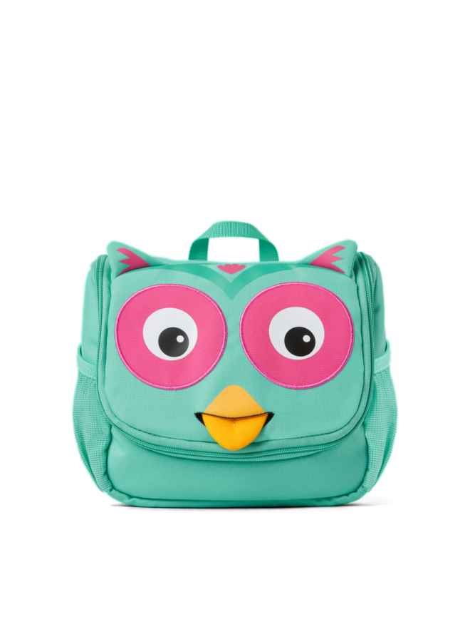 Toiletry Bag - Owl