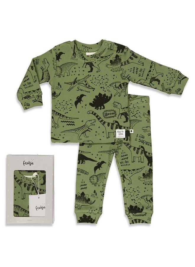 Dino Drew | Premium sleepwear by Feetje (92-128)