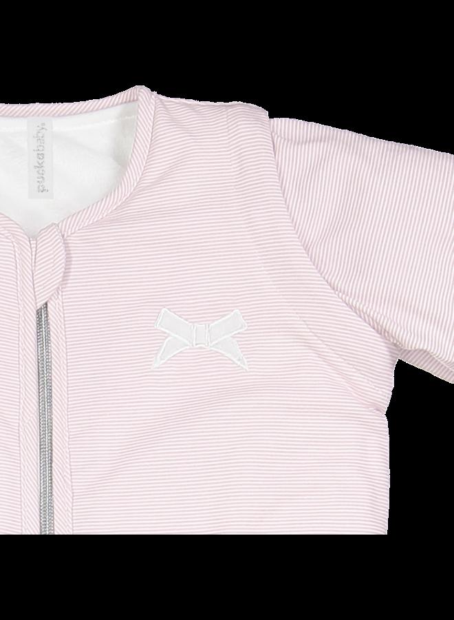 Puckababy bag 4 seasons   Pink stripe