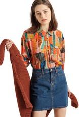 24Colours - Denim Skirt (70507)