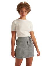 24Colours - squared skirt (70515)