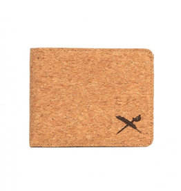 Irie Daily - CORK FLAG WALLET