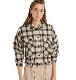 24Colours - FLANNEL SHIRT