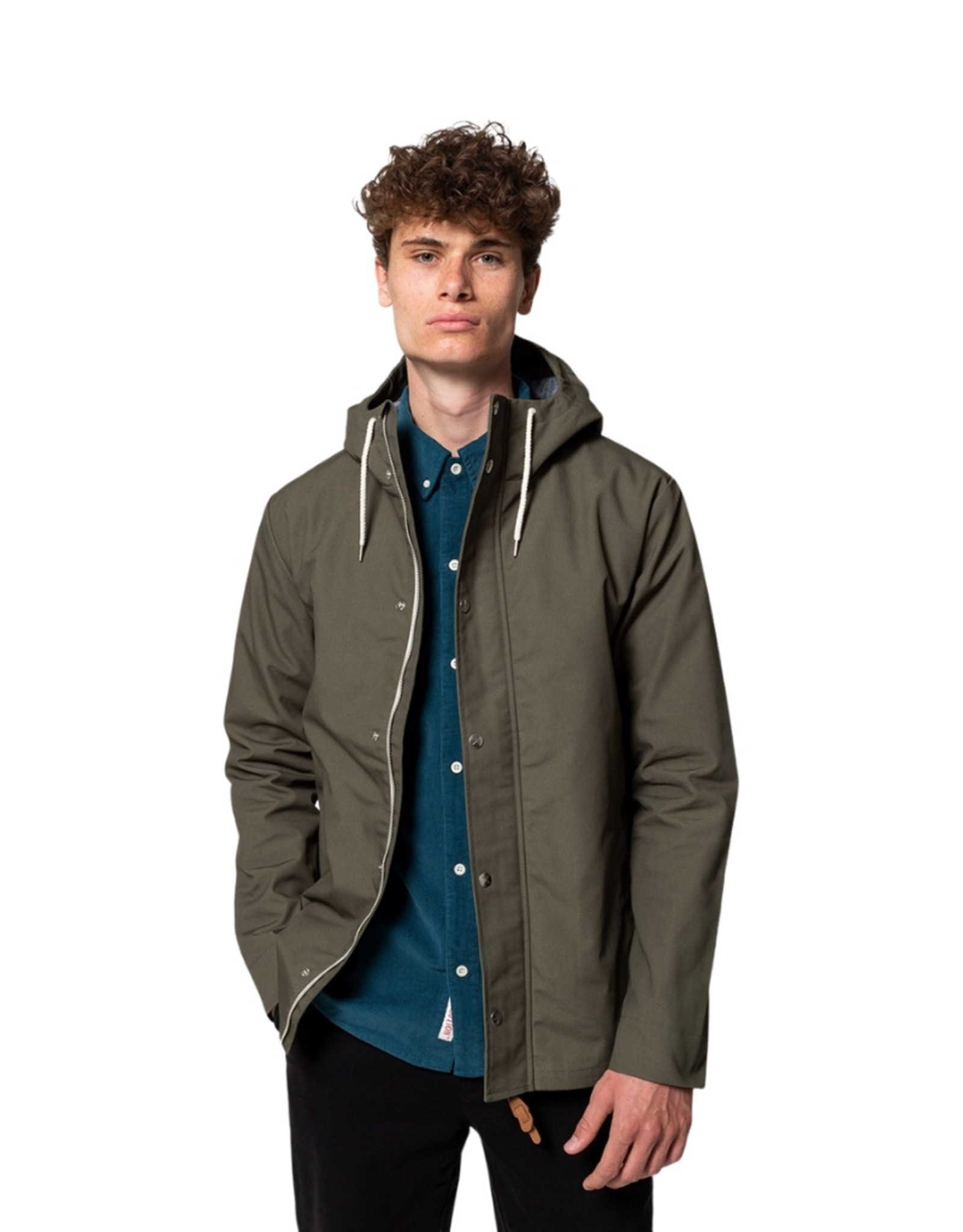 Revolution - HOODED JACKET (7286)