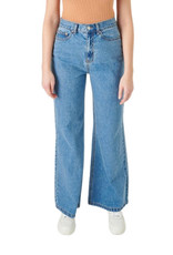 24Colours - FLARE JEANS (80285a)