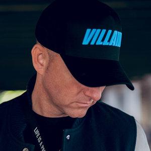 Villain Villain Cap - Blue