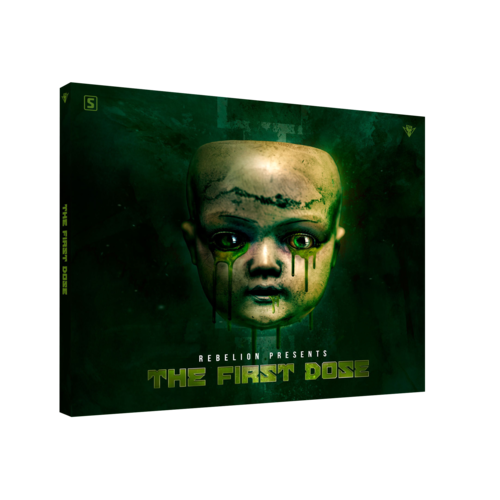 Rebelion Rebelion - The First Dose Album (SOLD OUT)