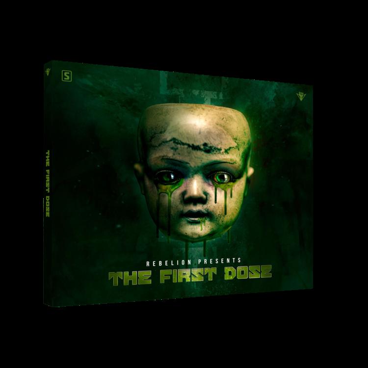 Rebelion Rebelion - The First Dose Album (EVENT SPECIAL)