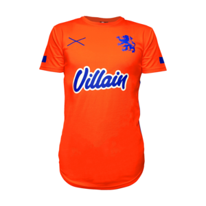 Villain Villain Soccer Shirt Dutch Edition
