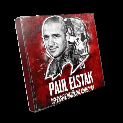 Paul Elstak Paul Elstak - The Offensive Hardcore Collection - 2CD