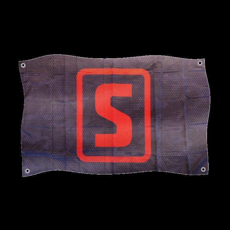 Scantraxx Hardstyle.com - Merchandise & Shop - Scantraxx Logo Flag