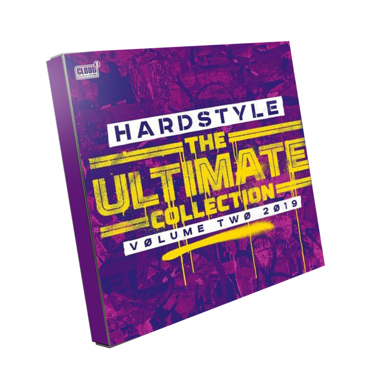 Cloud9 x Hardstyle.com Hardstyle The Ultimate Collection - Vol.2 2019 2CD