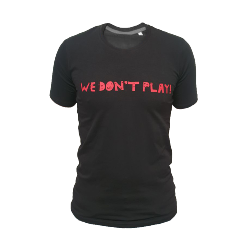 The Prophet The Prophet Wanna Play Shirt