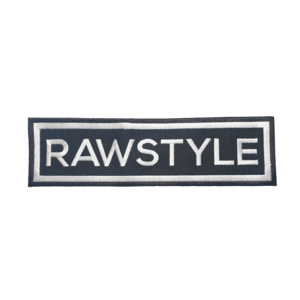 5 Star Dj Wear Hardstyle.com - Merchandise & Shop - Rawstyle Velcro Patch