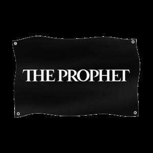 The Prophet The Prophet Logo Flag