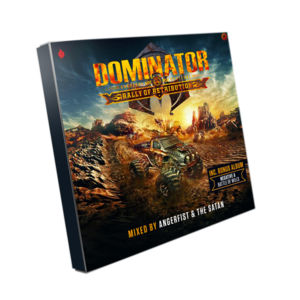 Dominator Hardstyle.com - Merchandise & Shop - Dominator 2019 2CD