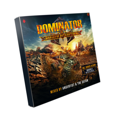 Dominator Dominator 2019 2CD - Rally Of Retribution