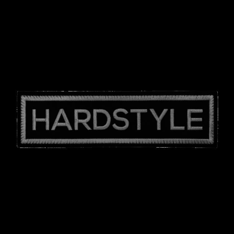5 Star Dj Wear Hardstyle.com - Merchandise & Shop - Hardstyle velcro patch