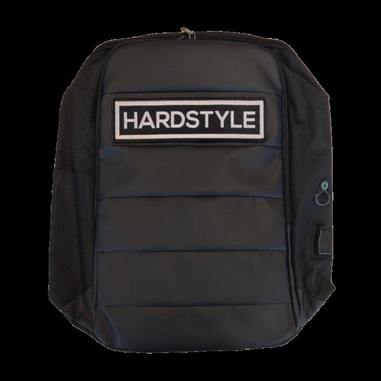 5 Star Dj Wear Hardstyle.com - Merchandise & Shop - Patchbag + 1 patch