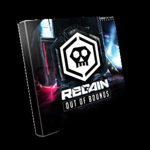 Regain Hardstyle.com - Merchandise & Shop - Regain Out Of Bounds Album