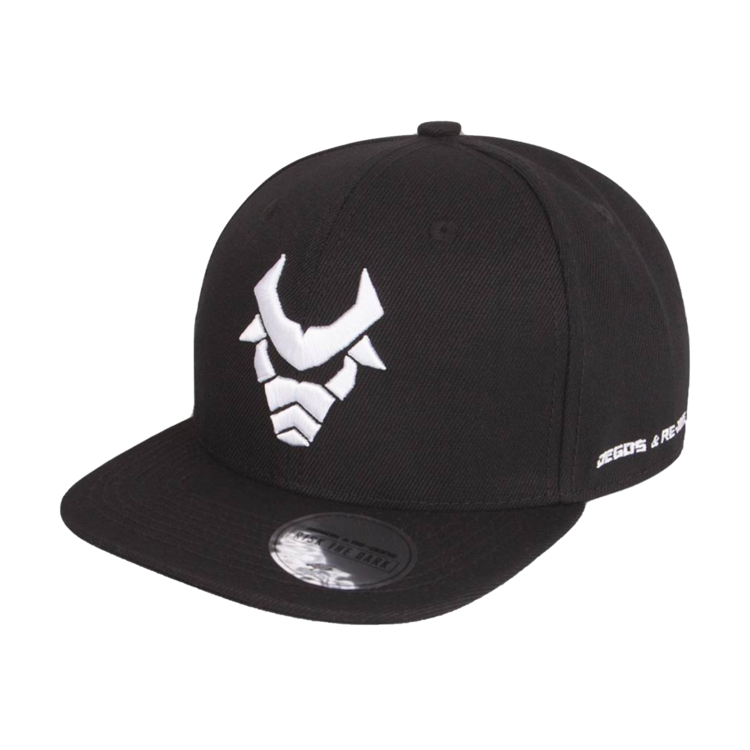 Degos & Re-done Degos & Re-Done Snapback Black