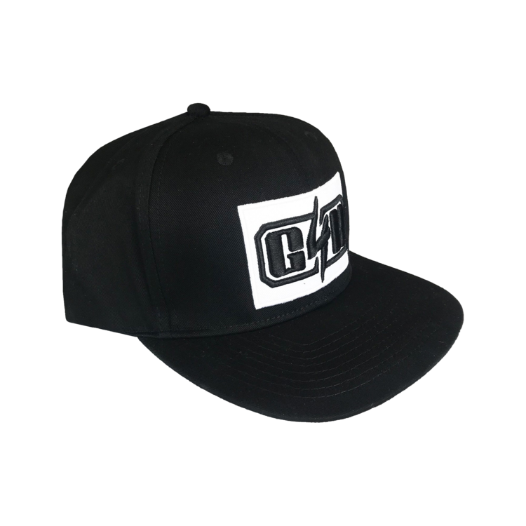 Gunz For Hire Gunz For Hire Snapback Patch Cap