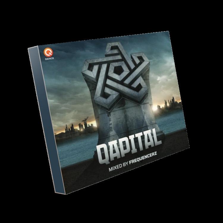 Q-dance Qapital 2014 CD - Raw & Uncut