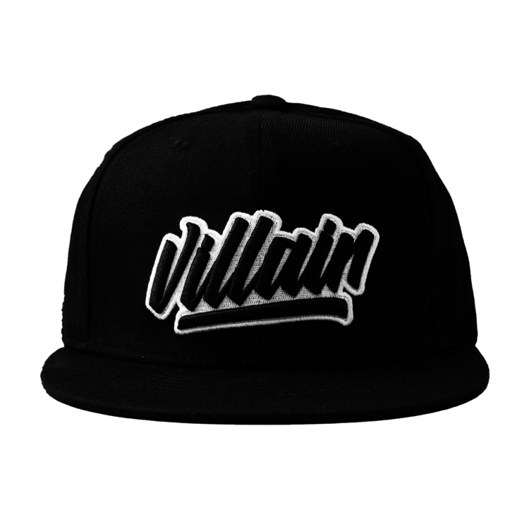Villain Hardstyle.com  - Merchandise & Shop - Villain Snapback