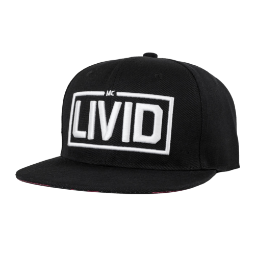 MC Livid MC Livid Snapback
