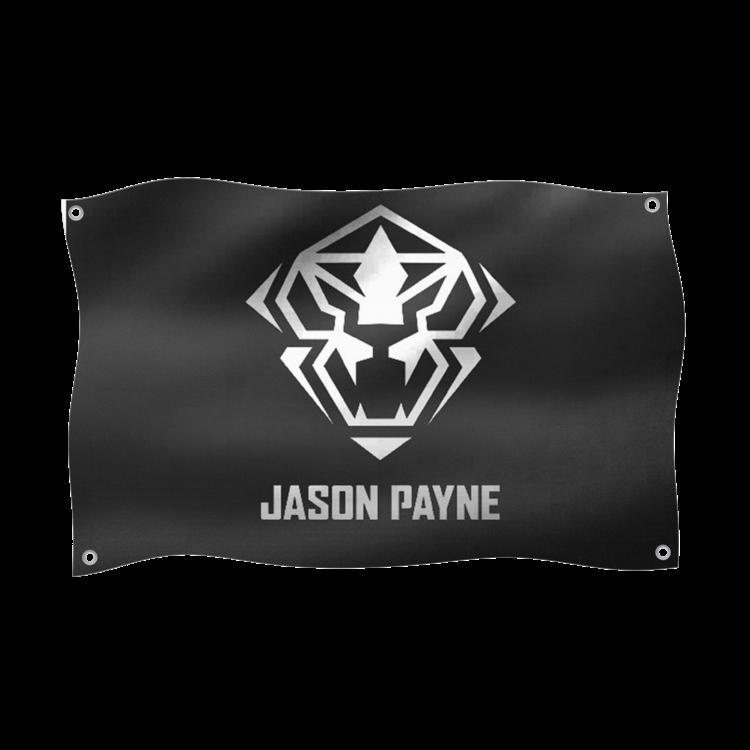 Jason Payne Hardstyle.com  - Merchandise & Shop - Jason Payne Flag