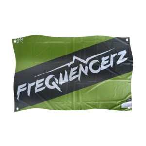 Frequencerz Frequencerz Flag Green