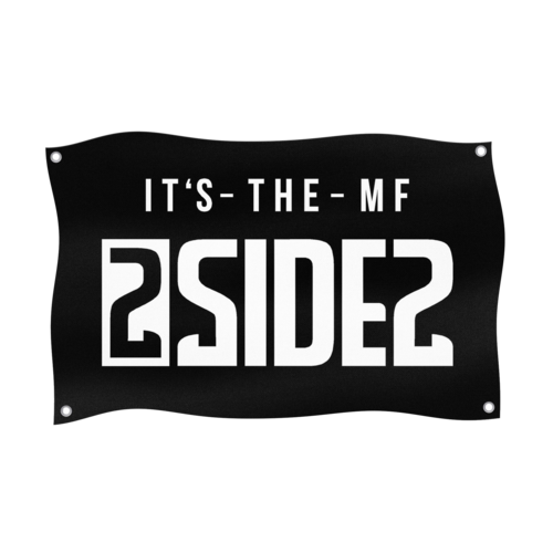 2-Sidez 2-Sidez Flag