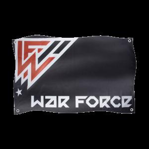 War Force Hardstyle.com  - Merchandise & Shop - War Force Flag
