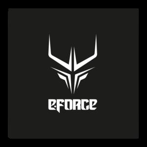E-Force Hardstyle.com  - Merchandise & Shop - E-Force Window Sticker