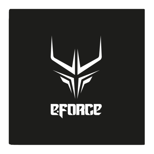 E-Force E-Force Window Sticker