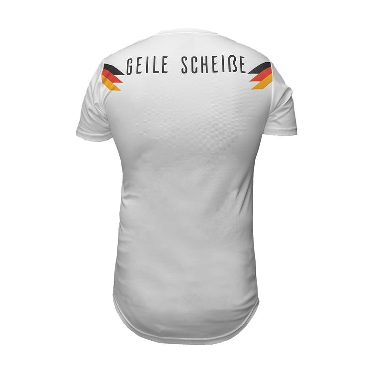 Villain Villain Soccer Shirt Germany Edition