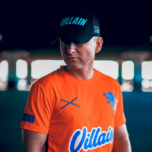 Villain Villain Soccer Shirt Dutch Edition