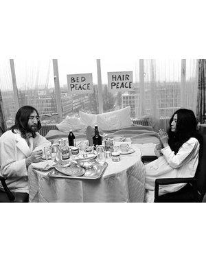 Nico Koster Foto John Lennon & Yoko Ono | 003