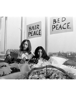 Nico Koster Foto John Lennon & Yoko Ono  no. 011
