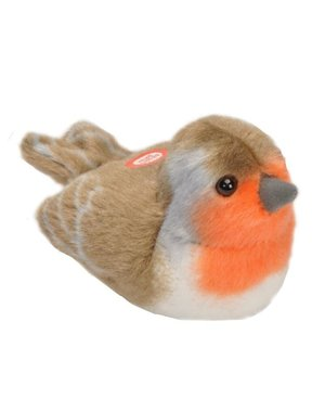 Vogels met geluid | Roodborst