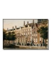 Koelkastmagneet | Herengracht met huis