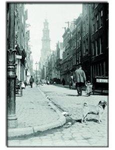 Koelkastmagneet | Amsterdam, Jacob Olie