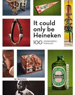 It could only be Heineken