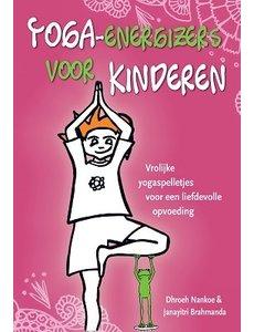 Yoga-energizers voor kinderen