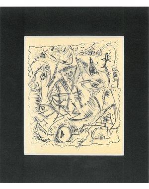 Inkttekening 770 | Theo Wolvecamp (1925 – 1992)