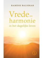 Vrede en harmonie in het dagelijks leven