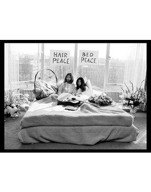 Nico Koster Foto John Lennon & Yoko Ono  no. 013
