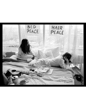 Nico Koster Foto John Lennon & Yoko Ono no. 026