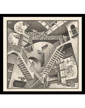M.C. Escher | Relativity | Ingelijst | no. 7 - serie 57