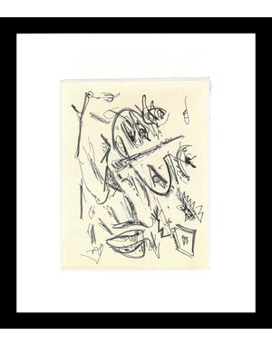 Inkttekening 762 | Theo Wolvecamp (1925 – 1992)